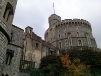 Windsor Castle Main Tower