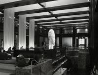 Lobby of the Grand Hyatt, NYC