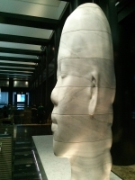 Art installation at the Grand Hyatt New York