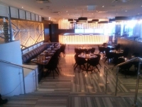 The Living Room Bar at W Hotel Lake Shore Drive, Chicago