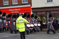Town of Windsor - Queen's Guard