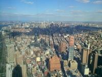 Manhattan from One World Trade Center