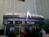 On  World Trade Center Observatory
