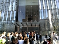 Entrance to One World Trade Center Observatory