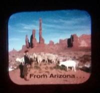 From Arizona...