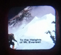 To the heights of Mt. Everest!