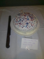 Gluten free - Levin July 4th party